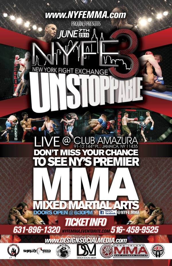 June 7th UNSTOPPABLE